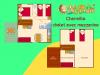 Plan du chalet Charmille
