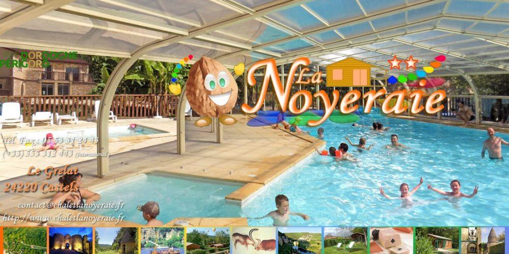 Bienvenue à La Noyeraie, Réservation vacances en Dordogne
